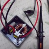 USB電源系統のために製作した自作ノイズフィルタの性能仮測定