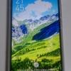ZenFone5Zにケースとフィルム装着