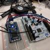 mbed LPC1768とNucleoF401REでSPI通信する