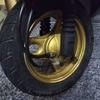 #バイク屋の日常 #ホンダ #ディオ #AF62 #ブーツ交換