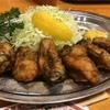 とんかつ 万平で牡蠣バター(淡路町)