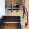 """キッチンの浄水器はグローエの """"クリンスイ製"""" 使用感と水の出方"""