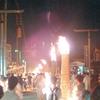 吉田の火祭り 日本三奇祭だって駐車場検索してはじめて知りました