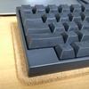 100均のコルクシートでキーボードマットを作ってみた