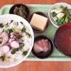 鯖缶の混ぜ寿司