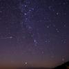 ペルセウス座流星群をむかえうつ
