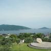 初四国、香川旅行:オリーブバスに乗って道の駅小豆島オリーブ公園へ