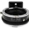 FotodioxがCanon EFからLマウントへの可変式NDフィルター付きアダプターを発表