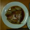 食事と私: 旬の 鯛の煮つけ
