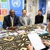 「南スーダンに平和をもたらしたい」国連PKO・UNMISS  ポール・エグンソラ官房長が語る、任務への思い