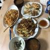 今日の晩御飯 中華三昧