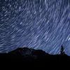 星を見る -ペルセウス座流星群ー
