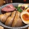 61.ラム×煮干つけ麺(メンショートーキョー@春日)