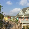 【チャンタブリー旅行】とても可愛いホテルPeggy's Cove Resort(ペギーズ コーブ リゾート)@チャンタブリー