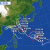 台風多過ぎな7月。