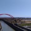 【信濃川大河津分水】でのんびり散歩 ~資料館にも立ち寄って