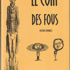 JEAN RICHEPIN『LE COIN DES FOUS』(ジャン・リシュパン『狂気の縁』)