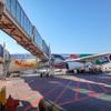 South African Airways(南アフリカ航空)SA323(ヨハネスブルグ → ケープタウン)搭乗記