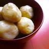 里芋の煮ころがし(しょうゆ味)