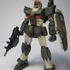 HG 機動戦士ガンダム THE ORIGIN MSD 1/144 局地型ガンダム(北米戦仕様) 製作記 PART5