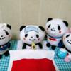 お買いものパンダ サッカー少年、小パンダの巻 第6話 怒涛編