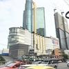 バンコクでお土産をスーパーマーケットターミナル21【グルメマーケット】で買う
