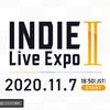 本日18:50から放送!インディーゲーム情報番組「Indie Live Expo 2」!