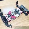 ミニ四駆作ってみた〜その386 「新マシン:3レーンSP02」