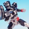 TK03 仮面ライダードライブ タイプワイルド レビュー