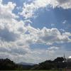 夏雲は見ていた!