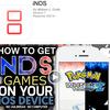 ニンテンドーDSゲームが遊べるiOSゲームエミュ「iNDS」が再度利用可能に
