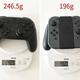 Nintendo Switch ProコントローラーとJoy-Conの比較