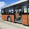 レンヌからモンサンミッシェルの移動はバスで。泊まるなら多少の飲食物は持って行こう