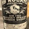 ケンタッキー州のウィスキー、バーボン。近所のMB Roland Distilleryで買ってきた一品を就寝前にチビチビと。最高です。