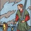 タロットカード:小アルカナ ソードの5