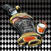 milkcat2828オリジナルステッカー「 酒と女と歌を愛さぬ者は一生阿呆で過ごすのだ」発売開始しました。