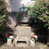 怪談番町皿屋敷の主人公 お菊の墓とお菊塚(平塚市)