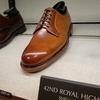 代官山の42nd Royal Highlandでコードーバンの革靴をパターンオーダーしてきました。