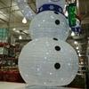 コストコ【クリスマス特集】8月末にXmas!真夏に巨大ツリーと雪だるま、心はもう12月!