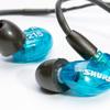 寝ホン物色→音質x、基本消耗品扱い→シュアSE215SP+4.4mmバランスmmcxリケーブルで。