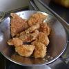 幸運な病のレシピ( 1131 )夜 :トンカツ鳥カツ、茄子のトロトロ
