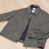 【MARKAWARE】Organic Cotton Weather Cloth Sports Jacket