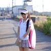 スパガの阿部夢梨ちゃんの超絶カラーがピンクに変更のお知らせ