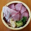 新宿で美味しい新鮮海鮮丼「タカマル鮮魚店」