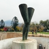 Parque de las Esculturas / チリ サンティアゴ / 彫刻の公園に集う彫刻家の個性 Part 4
