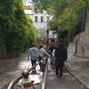 パリ・モンマルトルの丘の階段は?周辺の駅からサクレクール寺院まで