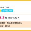 【ハピタス】ZOZOTOWNで1.2%ポイントバック♪ 初めての利用で500ポイントプレゼントキャンペーンも♪