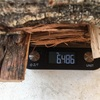 薪の火持ち検証【ウバメガシ】