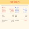 宝くじの回収率(1月18日 ロト6の結果)