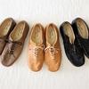 SHOE&SEWNの靴が入荷致しました